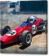 1968 Elfin 600 Canvas Print