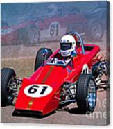 1969 Lotus 61 Formula Ford Canvas Print