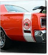 1970 Dodge Super Bee 2 Canvas Print