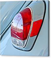 1971 Volkswagen Vw Beetle Taillight Canvas Print