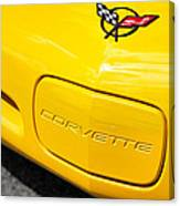 1998 Chevrolet Corvette  Canvas Print