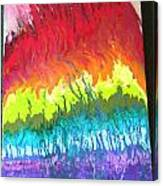 1st Canvas Print