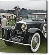 1929 Minerva Type Am Murphy Convertible Sedan Canvas Print