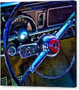 1950 Studebaker Champion Canvas Print