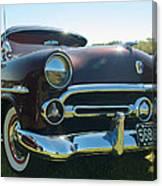 1952 Ford Customline Canvas Print
