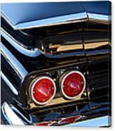 1959 Chevrolet El Camino Taillight Canvas Print
