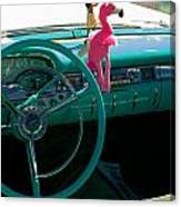 1959 Edsel Ford Canvas Print