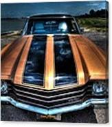 1972 Chevelle Canvas Print