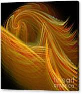 Abstract 100 Canvas Print
