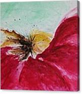 Abstract Flower  Canvas Print