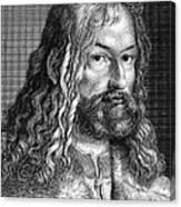 Albrecht D�rer (1471-1528) Canvas Print