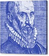 Ambroise Par�, French Surgeon Canvas Print