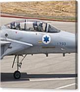 An F-15d Eagle Baz Aircraft Canvas Print