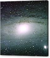 Andromeda Galaxy Canvas Print