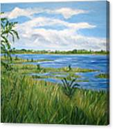 Bayville 1 Canvas Print