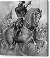 Benjamin Harrison, 23rd American Canvas Print