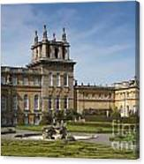 Blenheim Palace Canvas Print