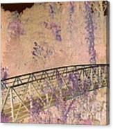Briidge  Canvas Print