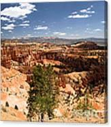 Bryce Canyon Amphitheater Canvas Print