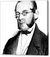 Carl Von Rokitansky, Austrian Canvas Print