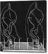 Cathode Ray Tubes Canvas Print