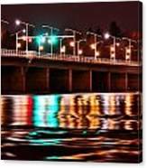 Champlain Bridge Canvas Print