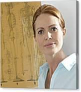 Chiropractor Canvas Print