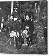 Civil War: Custer, 1862 Canvas Print