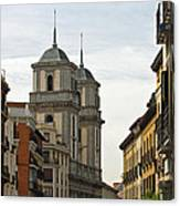Colegiata De San Isidro Canvas Print