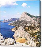 Crimea Canvas Print