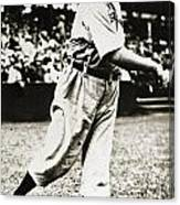Cy Young (1867-1955) Canvas Print