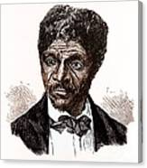 Dred Scott, African-american Hero Canvas Print