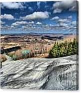 Endless Mountains Canvas Print