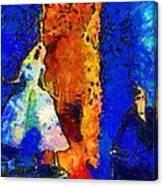 Fashion 310 Canvas Print