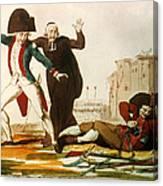 French Revolution, 1792 Canvas Print