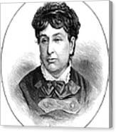 George Sand (1804-1876) Canvas Print