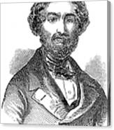 Giuseppe Verdi (1813-1901) Canvas Print