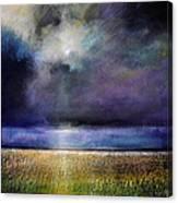 Glory Light Canvas Print