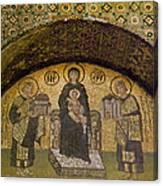 Hagia Sophia: Mosaic Canvas Print