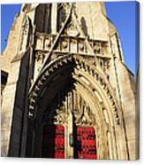 Heinz Chapel Doors Canvas Print