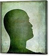 Human Representation Canvas Print