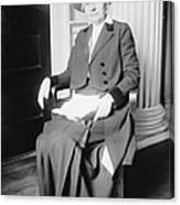Ida M. Tarbell (1857-1944) Canvas Print