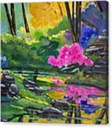 Junipine 1 Canvas Print