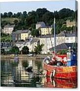 Kinsale Harbour, Co Cork, Ireland Canvas Print