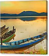 Lak Lake Canvas Print