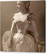 Lillie Langtry (1852-1929) Canvas Print