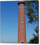 Little Sable Point Lighthouse Canvas Print