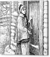 Longfellow: Standish Canvas Print