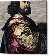 Ludovico Ariosto Canvas Print