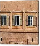 Marrakech In Morocco Canvas Print